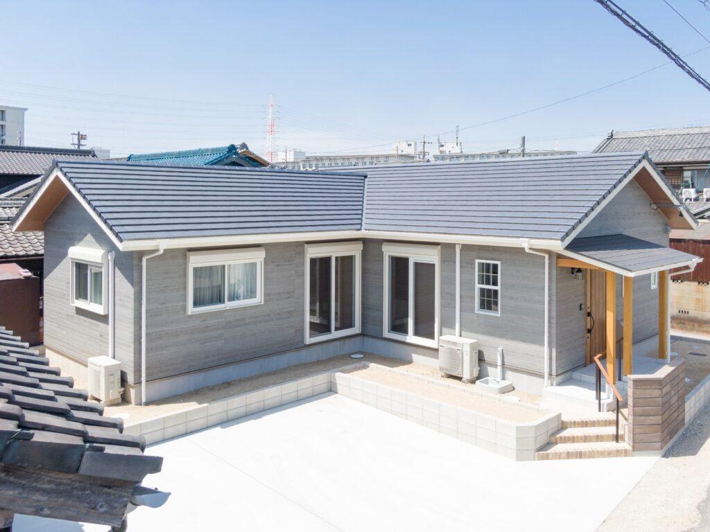 碧南市サンケン住宅の注文住宅は耐震等級3UA値0.46